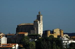Iglesia de Llagostera F